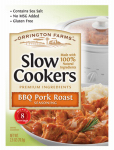 Kent Precision Foods Group L366-DB842 Slow Cookers BBQ Pork Roast Mix, 2.5-oz.