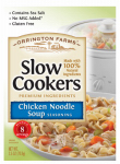 Kent Precision Foods Group L367-DB842 Slow Cookers Chicken Noodle Soup Mix, 2.5-oz.