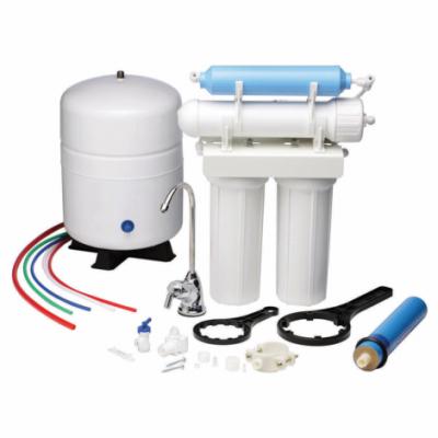 omnifilter undersink reverse osmosis water filter system removes sediment rust ebay. Black Bedroom Furniture Sets. Home Design Ideas