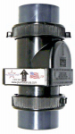 Jackel PSU1025 Sewage Check Valve, 2-In.