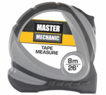 Hangzhou Great Star Indust 165992 Metric Tape Measure, 1 x 26-Ft., 8-M.