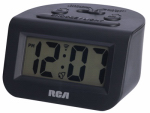 Audiovox RCD10 Alarm Clock, Backlight Snooze