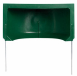 Orbit Underground 53161 Underground Sprinkler System Splash Guard, High-Impact Plastic