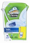 S C Johnson Wax 70706 Fresh Brush Max Toilet Cleaner Starter Kit