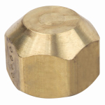"Brass Craft Service Parts M40-10 P 5/8"" OD Gas Flare Cap"