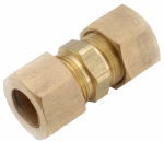 Anderson Metals 710062-04 Pipe Fitting, Elbow, 90-Degree, Lead-Free Brass, 1/4 Compression x 1/4-In. Compression