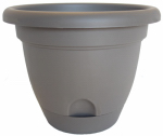 "Bloem LP0660 6"" Pepper Lucca Planter"