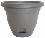 "Bloem LP0860 8"" Pepper Lucca Planter"