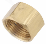 "Anderson Metals 710081-06 3/8"" CMP Cap"
