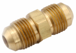 Anderson Metals 714042-06 3/8x3/8 Brass FL Union