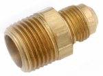 Anderson Metals 714048-0404 1/4FLx1/4MPT Connector