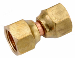 "Anderson Metals 714070-06 3/8"" Swiv FL Connector"