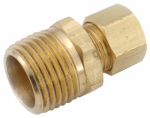 Anderson Metals 710068-1008 5/8CMPx1/2MPT Connector