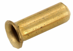 Anderson Metals 710559-05 Pipe Fitting, Compression Sleeve With Brass Insert, 5/16-In., 2-Pk.