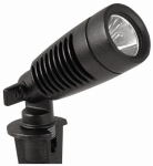 Coleman Cable 95557 LED Spot Light, Low-Voltage, Metal, 2-Pk.