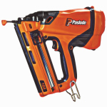 Paslode 902400 Finish Nailer System, Angled, Cordless, Lithium Ion, 16-Ga.