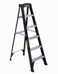 Louisville Ladder DXL3110-06 Fiberglass Step Ladder, 250-Lbs., Type I, 6-Ft.