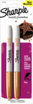 Sanford 1823814 Permanent Marker, Bronze Metallic, 2-Pk.