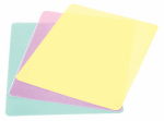 Norpro 38 Cut & Slice Cutting Board, Assorted Colors, Set of 3