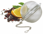 Norpro 5503 Tea Ball, Stainless Steel Mesh, 2-In.
