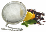 Norpro 5504 Tea Ball, Stainless Steel Mesh, 2.5-In.