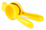 Bradshaw International 19002 Citrus Squeezer, Yellow Aluminum