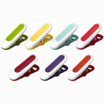Bradshaw International 20470 Soft-Grip Clips, 4-Pk.