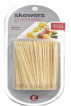 "Bradshaw International 24446 300CT 4"" Bamboo Skewer"