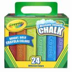 Crayola 51-2024 Cray24CT Sidewalk Chalk