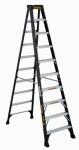 Louisville Ladder DXL3010-10 10' Fiberglass IA Step Ladder
