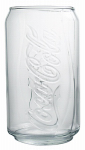 Arc International D6789 COKE EMBOSSED 12OZ CAN