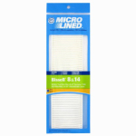 Elco Laboratories 70432 Vacuum Cleaner Hepa Filter, 8/14