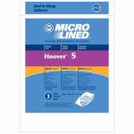 Elco Laboratories 70666 Hoover 3PK S Vac Bag