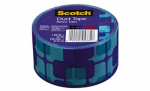 3M 910-VTL-C Duct Tape, Violet, 1.88-In. x 10-Yds.