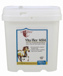 Central Garden & Pet 3000097 Vita Flexible or Flex MSM Joint Health Formula, Horse, Dog & Cat, 4-Lbs.