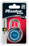 Master Lock 1505DWD Alpha Combination Padlock - Colors May Vary