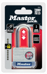 Master Lock 1DLF Laminated Padlock, 1.5-In. Shackle