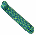 Wellington Cordage NPC1503250BG Nylon Paracord, Blue / Green, 5/32-In. x 50-Ft.