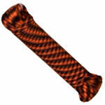Wellington Cordage NPC15032502BT 5/32x50BLK/Tan Paracord