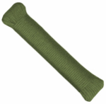 Wellington Cordage NPC5503250G Nylon Paracord, Green, 550-Military Grade, 5/32-In. x 50-Ft.