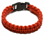Wellington Cordage NPCB550RM MED RED Surv Paracord
