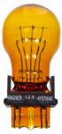 Federal Mogul/Champ/Wagner BP4157NALL Amber Auto Replacement Bulb, 2-Pk., BP4157NALL, 12V