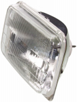 Federal Mogul/Champ/Wagner H6054BL Auto Headlight, Halogen, Sealed-Beam, High-Low Beam, Rectangular