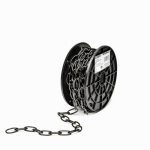 Apex Tools Group 0722002 Black Decor Chain, 40', Sold In Store by the Foot