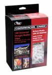 Dyno Seasonal Solutions 37407COM Titan Elite Gutter/Shingle Holiday Light Clip, Clear, 100-Ct.