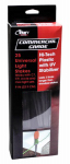 Dyno Seasonal Solutions 71001-25B Titan Elite Holiday Light Stake, Black, 9-In., 25-Ct.