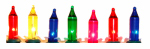 Sienna V825B211 Add-A-Set Christmas Lights, Multi Shimmer, Indoor & Outdoor, 100-Ct.