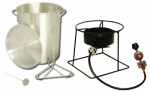 Metal Fusion-Import 1266 29 Qt. Turkey Fryer Kit
