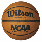 Wilson Team Sports WTB0750 Street Basketball, NCAA Replica, Composite, 29.5-In.