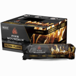 Pine Mountain 41525-01351 Ultraflame Fire Log, 3-Hour, 6-Pk.
